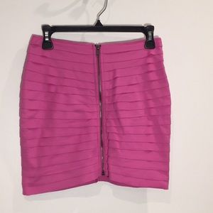 Pink Silence + Noise Skirt from Urban Outfitters